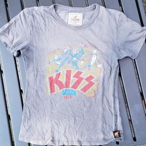 Trunk Ltd  KISS Tshirt  size 1